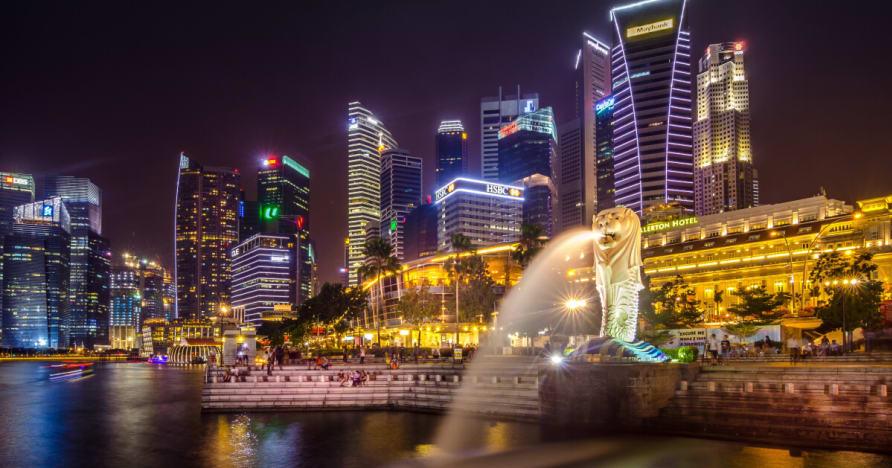 Azartspēļu Singapūrā