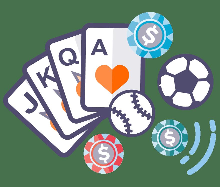 Spēlēt Sports Betting Tiešsaistes -Top 12 Lielākie Laimesti Online Casinos 2021