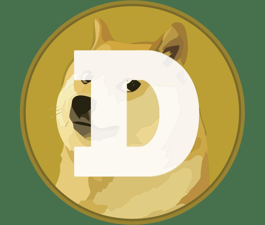 Top 14 Dogecoin Tiešsaistes Kazinos 2021 -Low Fee Deposits