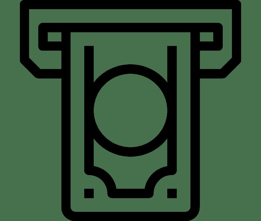 Top 1 ATM Tiešsaistes Kazinos 2021 -Low Fee Deposits