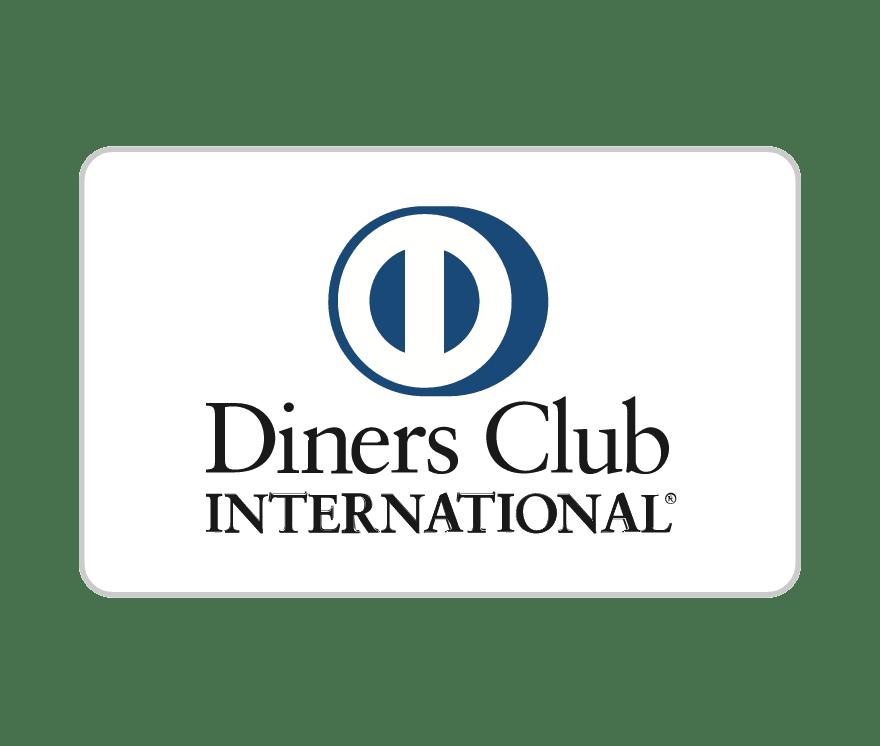 Top 4 Diners Club International Tiešsaistes Kazinos 2021 -Low Fee Deposits