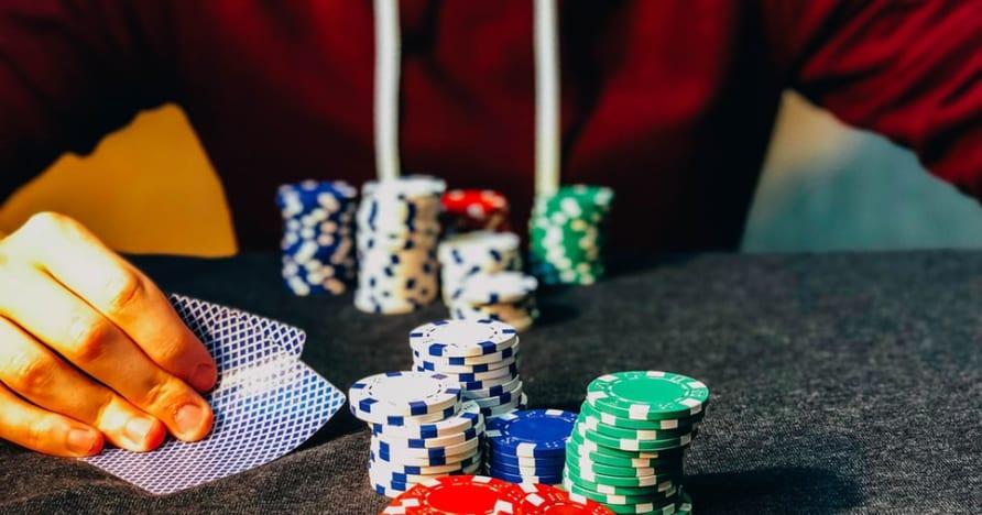 Tiešsaistes kazino spēles, kas piedāvā labākos laimesta koeficientus