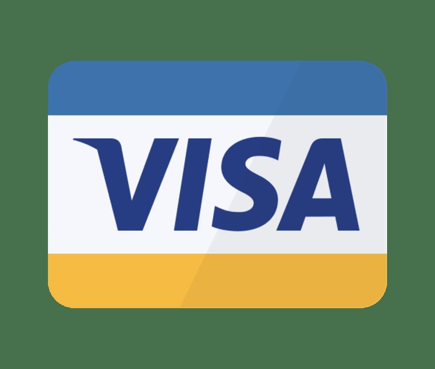 Top 128 Visa Tiešsaistes Kazinos 2021 -Low Fee Deposits