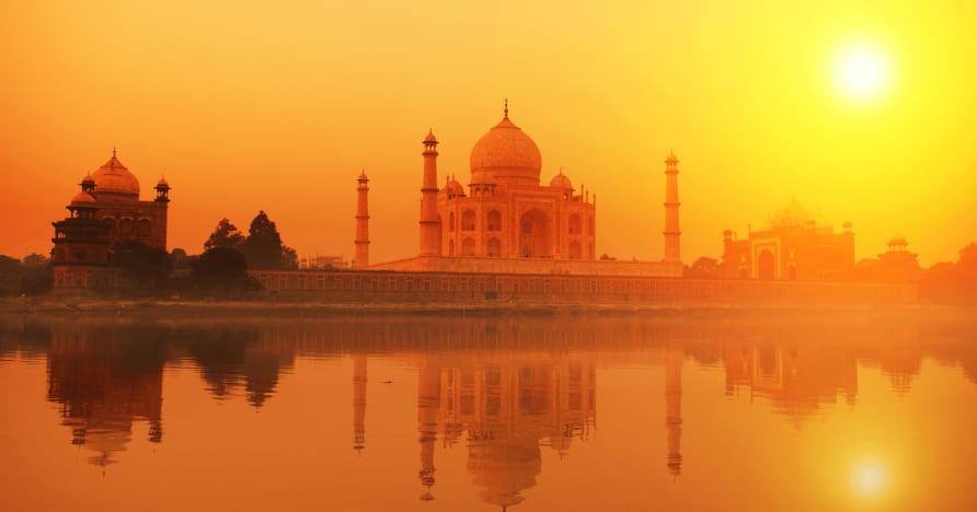 Indijas tiešsaistes kazino likumība