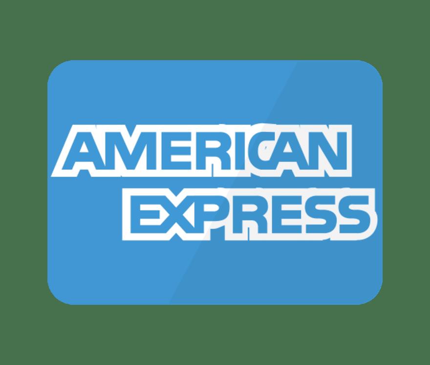 Top 9 American Express Tiešsaistes Kazinos 2021 -Low Fee Deposits
