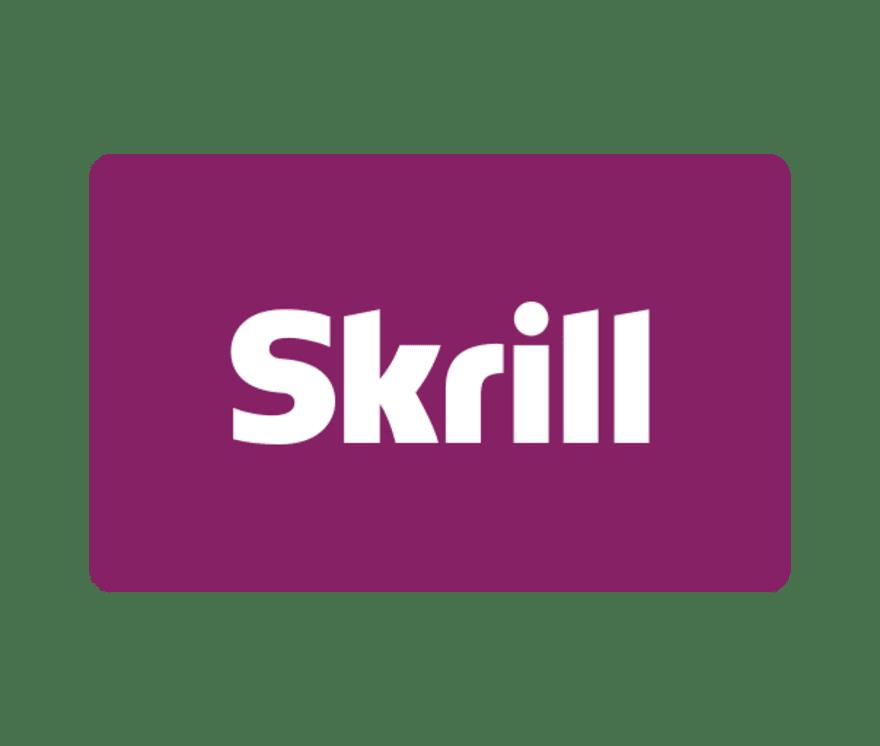 Top 125 Skrill Tiešsaistes Kazinos 2021 -Low Fee Deposits