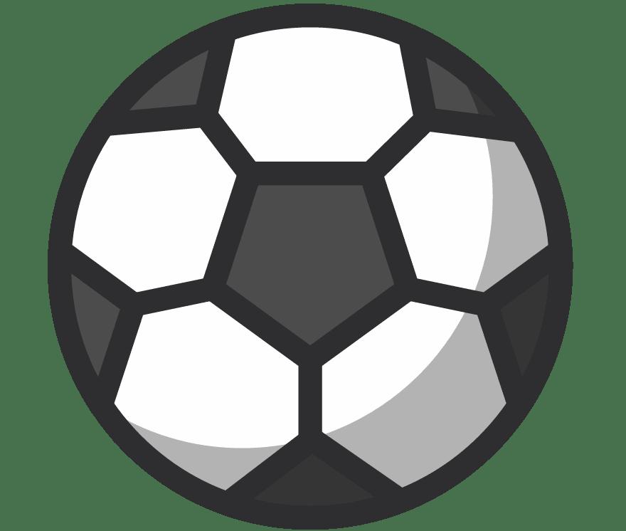 Spēlēt Futbola derības Tiešsaistes -Top 24 Lielākie Laimesti Tiešsaistes Kazinos 2021
