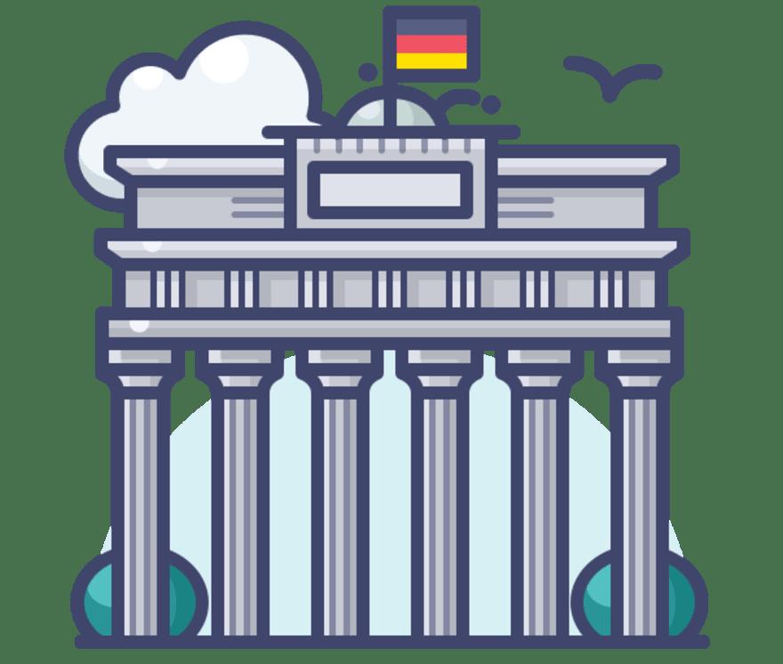 Labākie 92 Online Casinos Vācija 2021