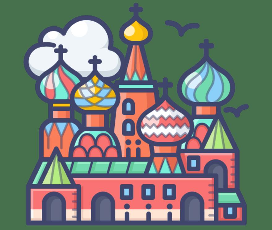 Labākie 67 Tiešsaistes Kazinos Rusija 2021