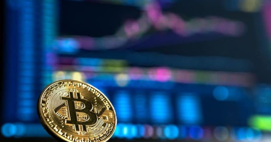 Bitcoin 2021 perspektīva un tās ietekme uz tiešsaistes azartspēlēm