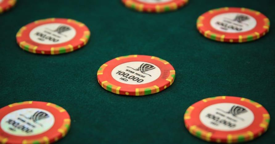 Darba sākšana tiešsaistes kazino