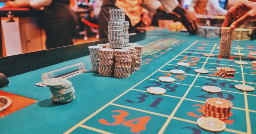 5 populārākās kazino spēles
