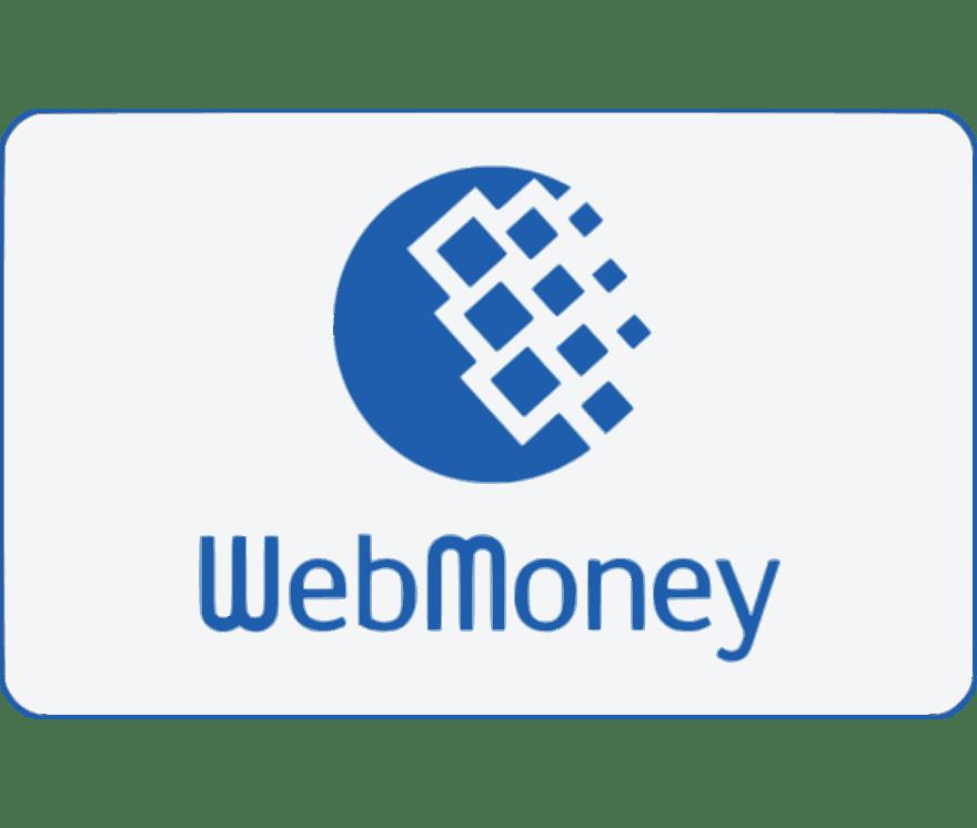 Top 35 WebMoney Tiešsaistes Kazinos 2021 -Low Fee Deposits