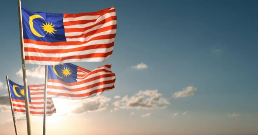 Tiešsaistes azartspēļu pieaugums Malaizijā