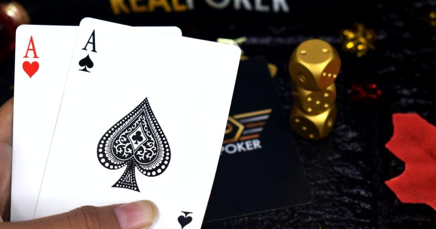 Spēlē pokeru - labākā stratēģija un padomi mērogam