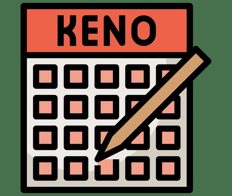 Spēlēt Keno Tiešsaistes -Top 40 Lielākie Laimesti Tiešsaistes Kazinos 2021