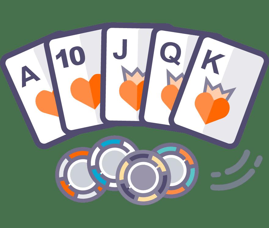 Spēlēt Texas Hold'em Tiešsaistes -Top 43 Lielākie Laimesti Online Casinos 2021