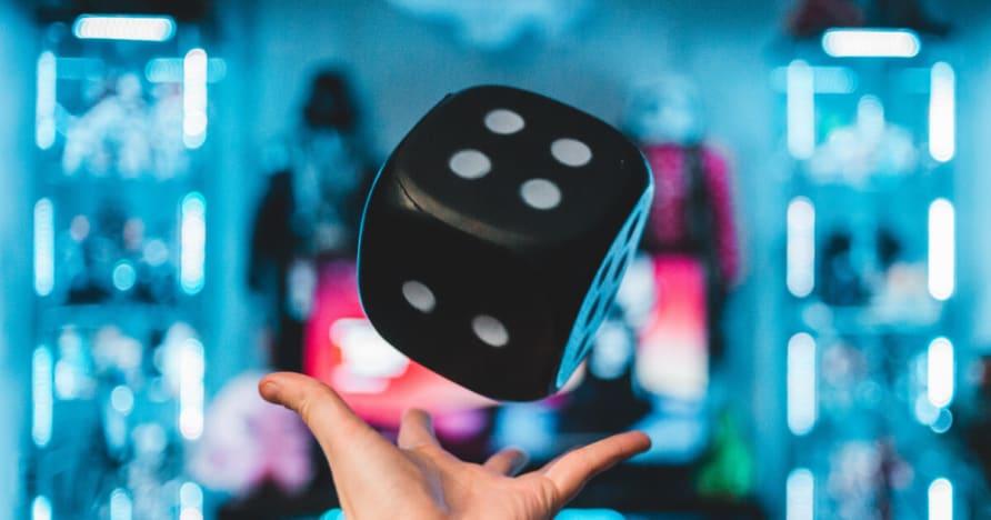 Riska elementi un House Edge tiešsaistes kazino spēlēs