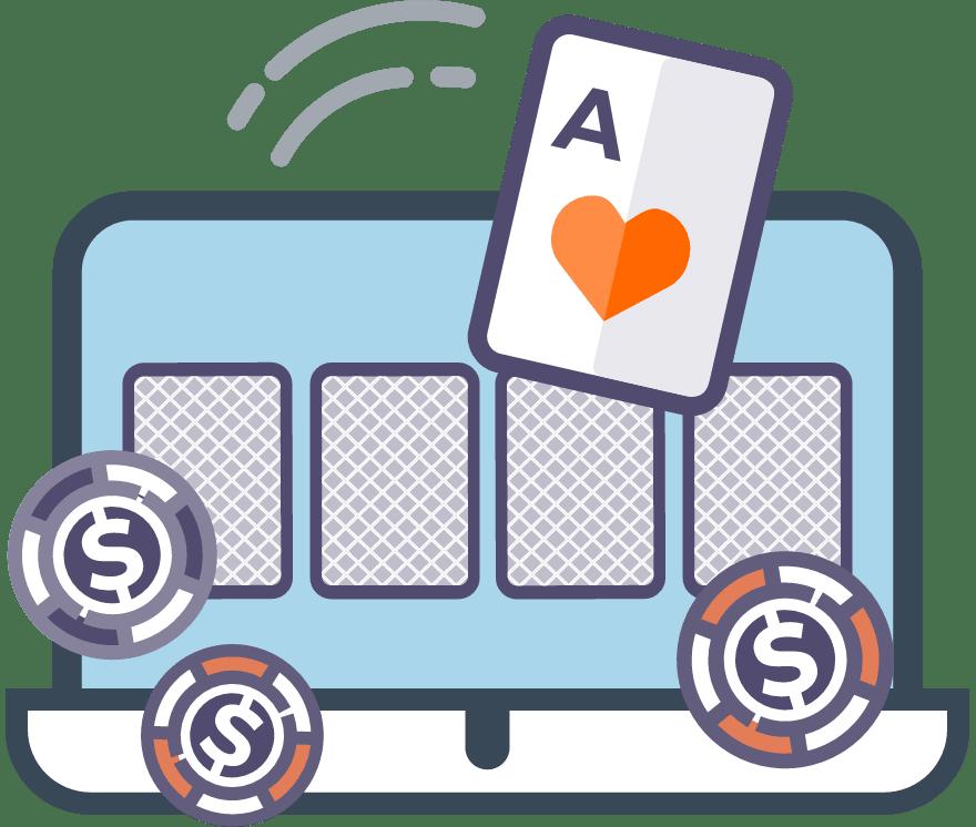 """Spēlēt Karību """"Stud"""" pokers Tiešsaistes -Top 33 Lielākie Laimesti Tiešsaistes Kazinos 2021"""