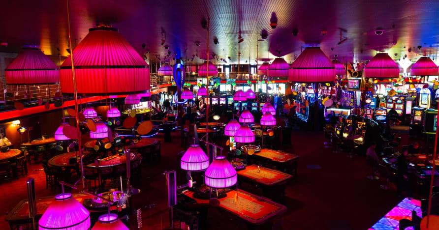 Vienmērīgs bezkontu tiešsaistes kazino pieaugums