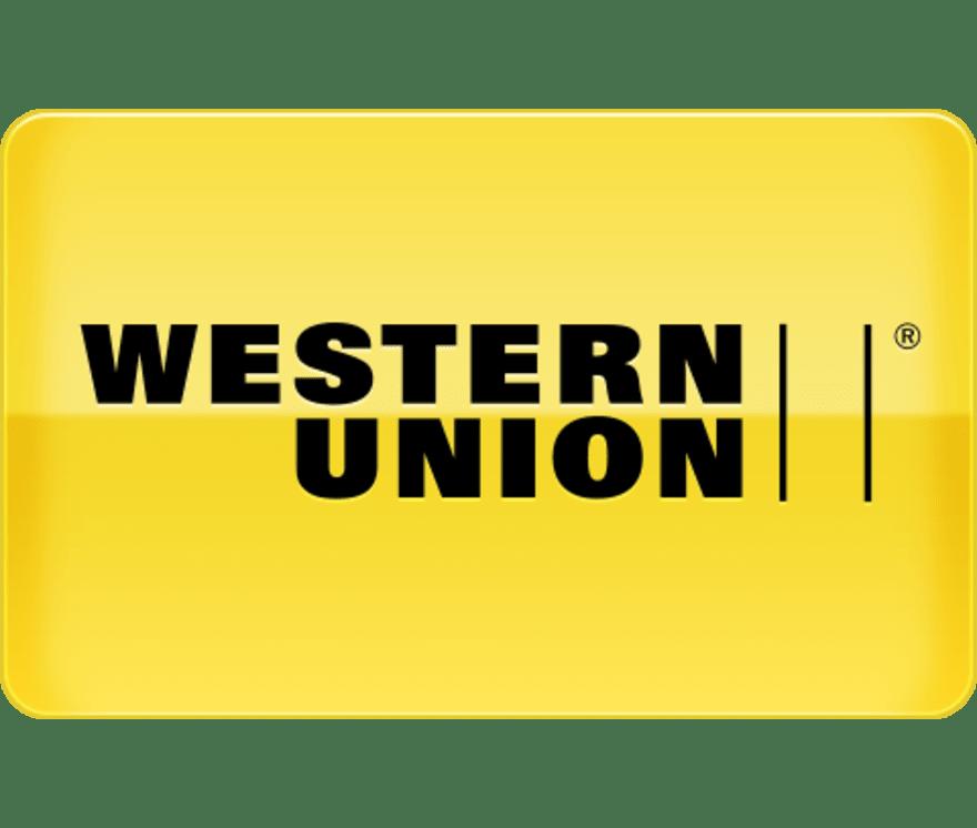 Top 2 Western Union Tiešsaistes Kazinos 2021 -Low Fee Deposits