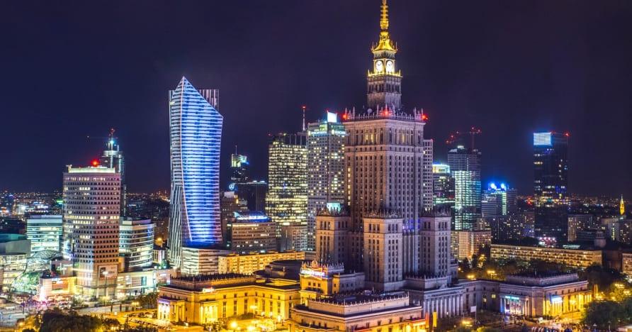 Polijas tiešsaistes kazino: interneta azartspēles Polijā