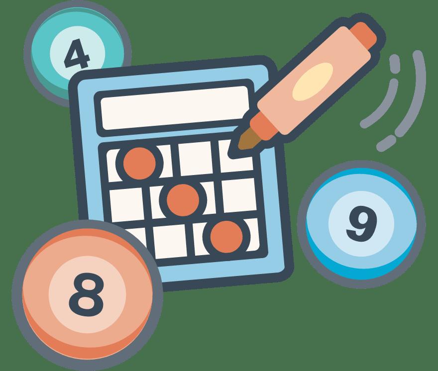 Spēlēt Bingo Tiešsaistes -Top 55 Lielākie Laimesti Tiešsaistes Kazinos 2021